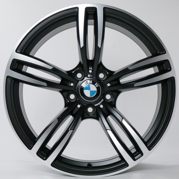 新品4本 BMW タイヤ&ホイールセット X3 F25 BK855