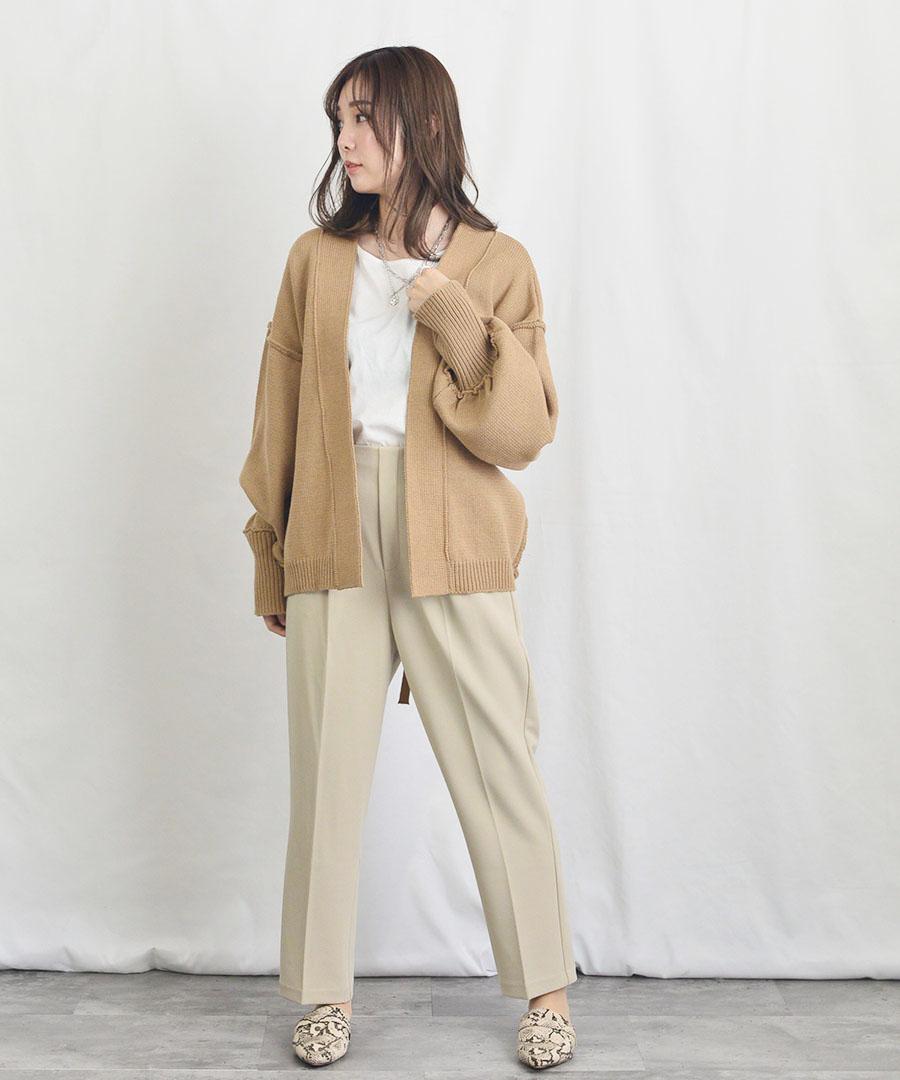 ARG knit Cardigan 25010 【宅急便配送のみ】