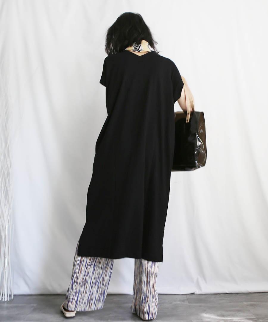Accordion pleats pants 22007 【メール便配送対応】