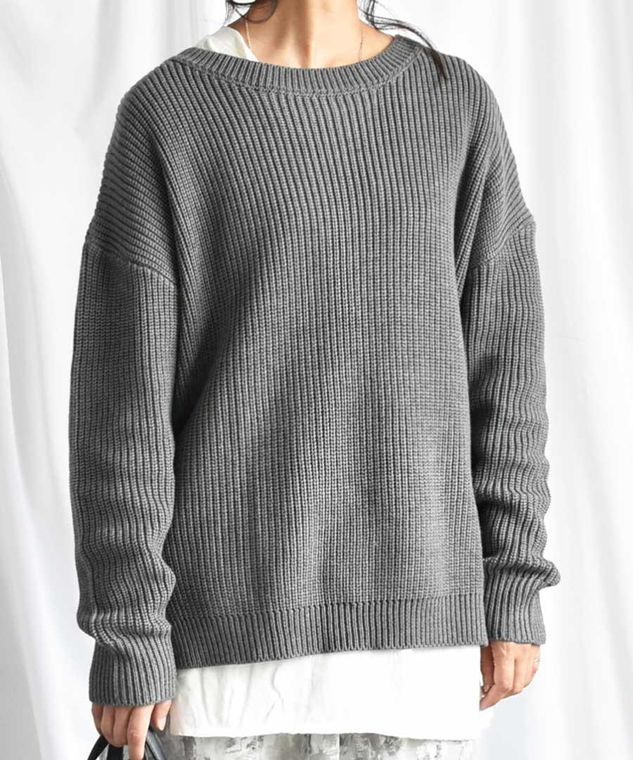 ARG knit tops 25008 【宅急便配送のみ】