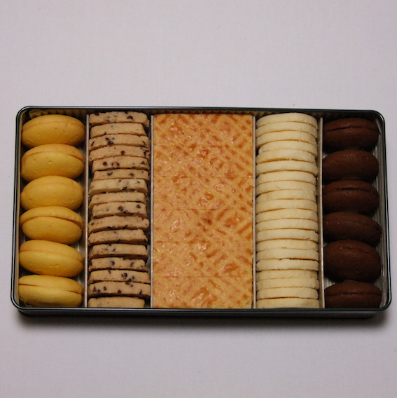 ソフトクッキー「鎌倉の小石」M缶