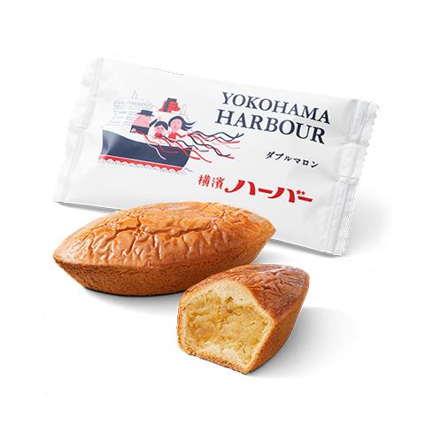 ありあけ横濱ハーバー ダブルマロン 8個