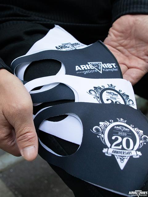 ATマスクセットA(20周年ロゴ)