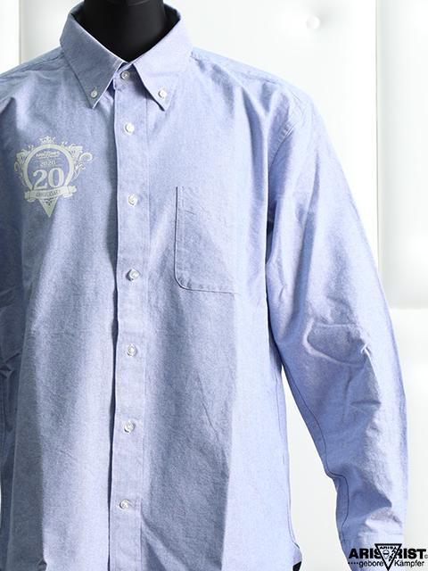 ATアニバーサリーコットンシャツ