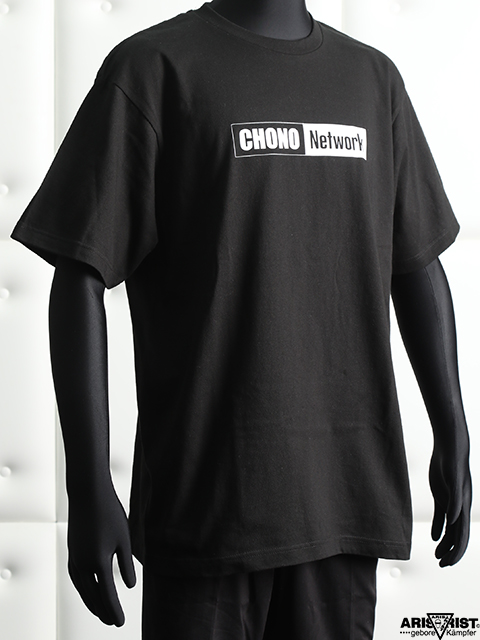 AT CHONO Network Tシャツ
