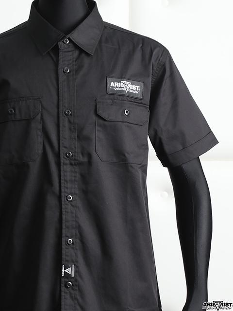 ATフラップポケットワークシャツ