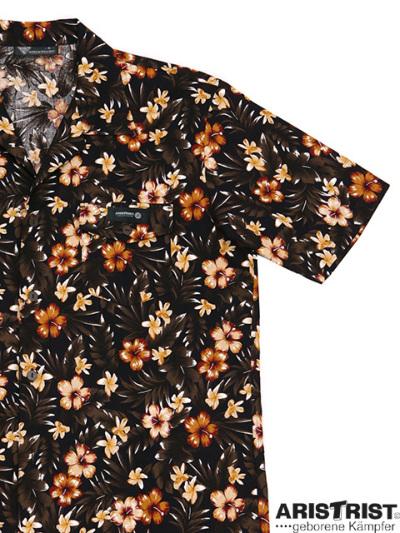 A/Tレトロアロハシャツ