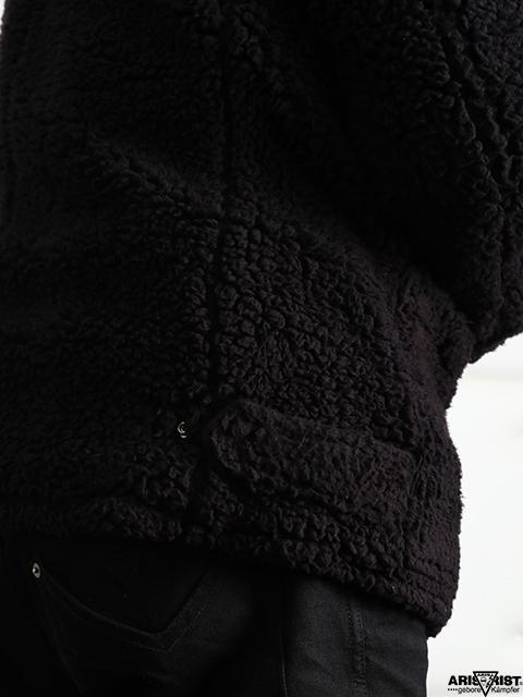 【ウインターセール】ATフラフィーリングボタンジャケット