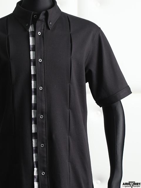 【サマーセール】ATアクセントシャツ