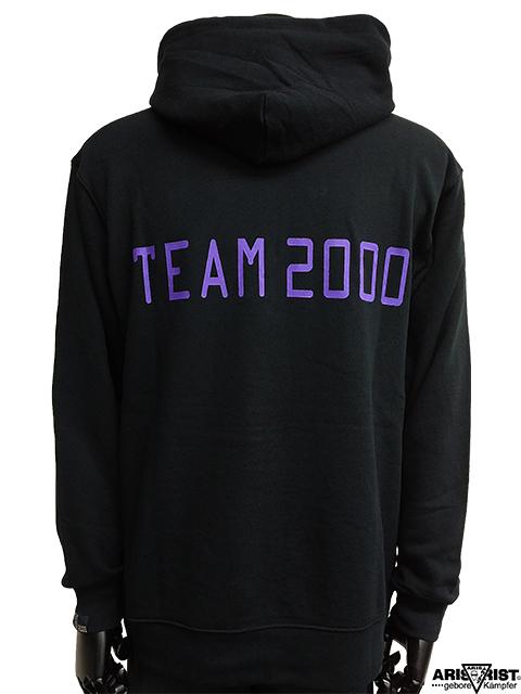 TEAM2000 REIWA フーデッドパーカー