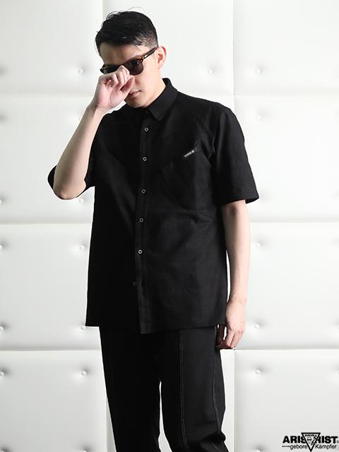 ATジャージラインシャツ