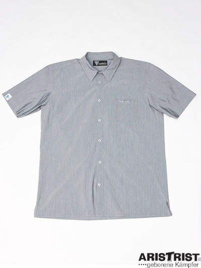 AT×NWHコラボドレスシャツ