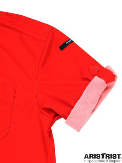 A/Tロールアップドライシャツ