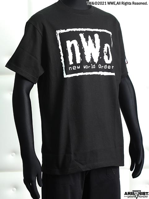AT×WWE nWo EX Tシャツ