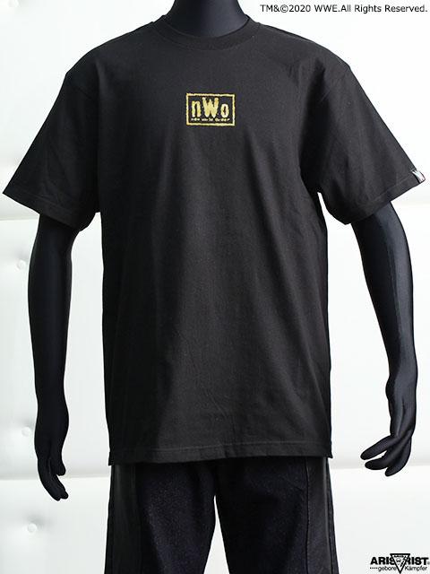AT×WWE nWo ホールオブフェーム Tシャツ
