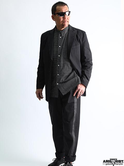 【ウインターセール】ATタックアンドドットシャツ