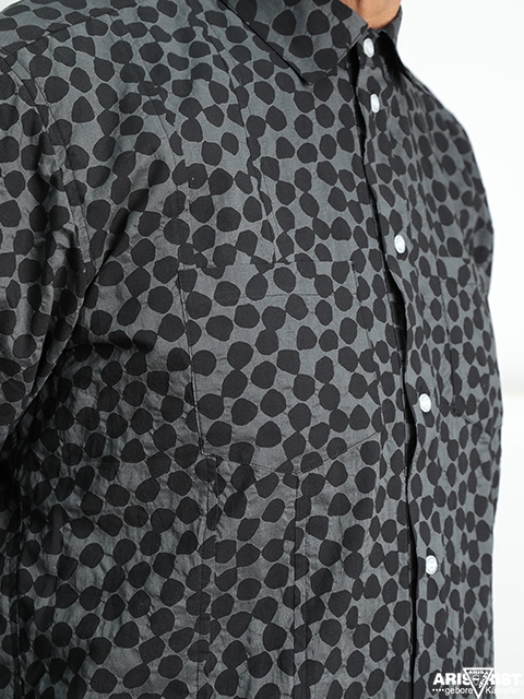 AT ドットレボリューションシャツ