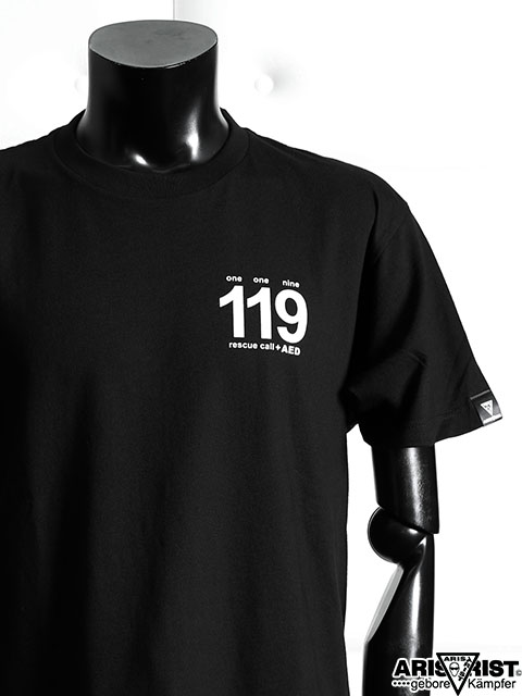 【ウインターセール】AT×NWH 119 Tシャツ