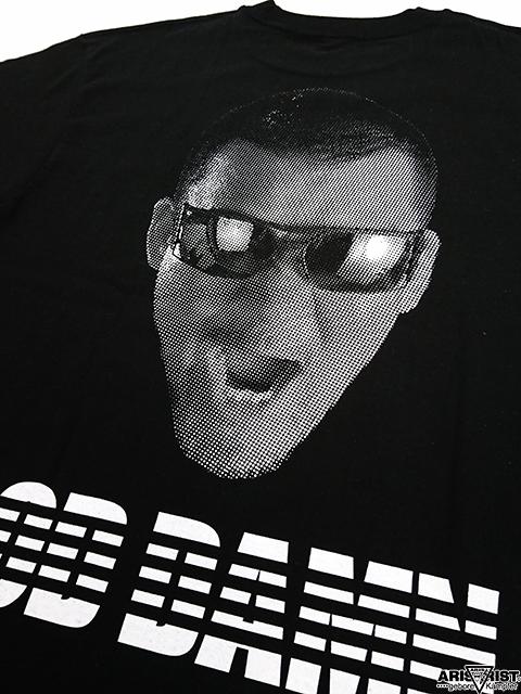 【ウインターセール】AT×MIW ガッデムフェイスTシャツ