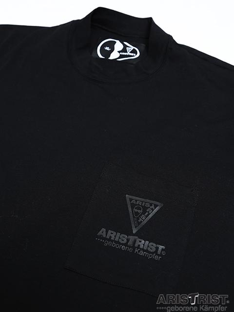 ATダブルヘムシャツ