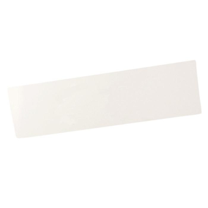 腕章差し替えシート 無地挿入厚紙ホワイト(プリンター専用紙)