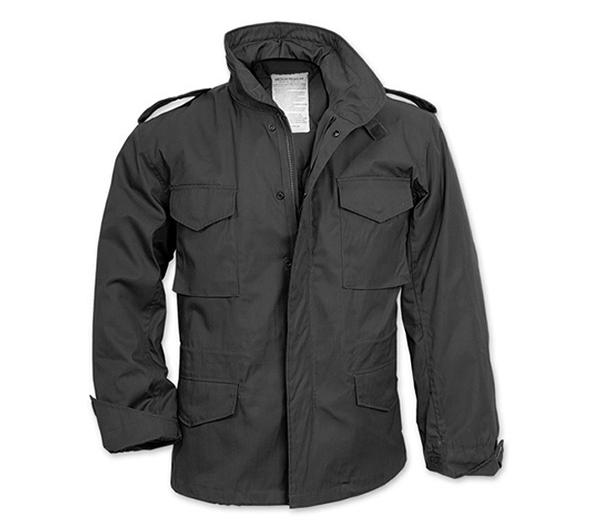 ロスコ/ROTHCO M-65 フィールド ジャケット ブラック XS 8444