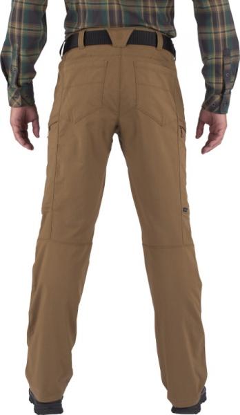 軍用 5.11 ファイブイレブン タクティカル Apex Pantsアペックス パンツ バトルブラウン  34×30