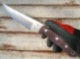 バークリバー #BA07857MBU STS 7.5 CPM-154鋼/ブルゴーニュ キャンバス マイカルタ ナイフ Bark River