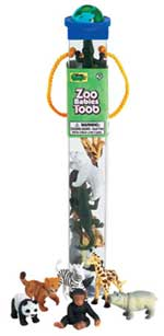 safari (サファリ) ズーアニマルベビー チューブ 680004