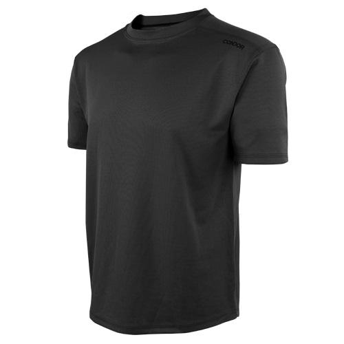 【メール便配送可】コンドル/CONDOR マックス フォート ワークアウト Tシャツ ブラック M