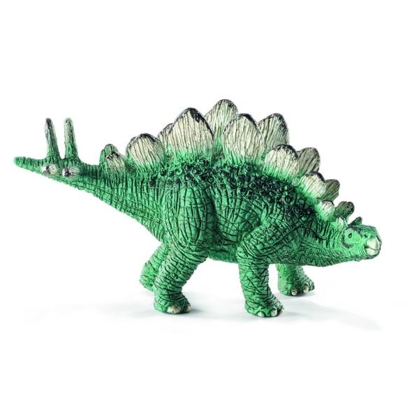 Schleich (シュライヒ) ミニ恐竜 ステゴサウルス(ミニ)14537