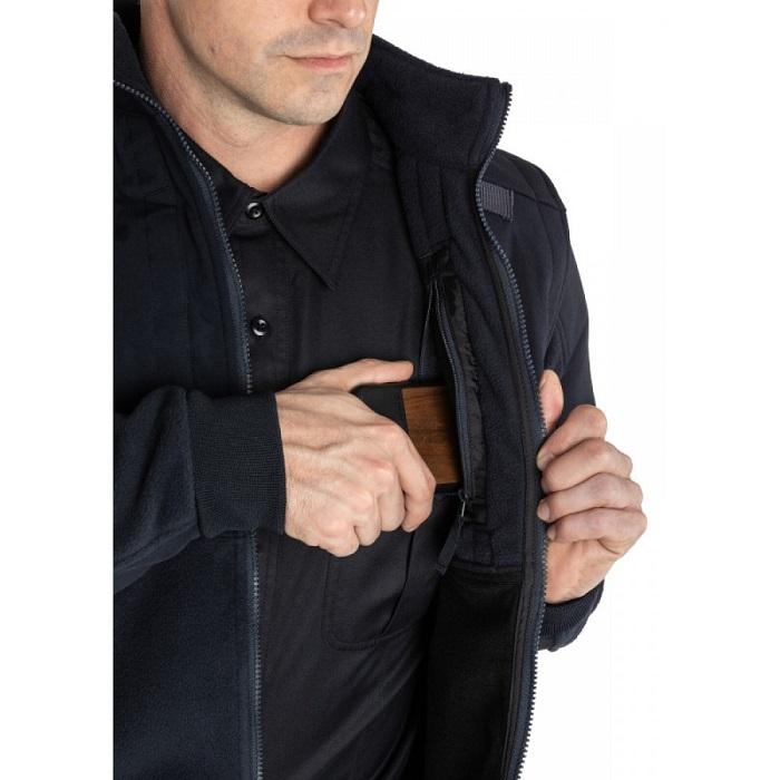 軍用 5.11 ファイブイレブン タクティカル デューティー ジャケット 2.0 ネイビー Sサイズ 48360 全天候・防寒 5 in 1 JACKET 2.0