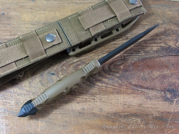 シュレード Schrade SCHF40D 5.1インチ フィクスドブレード ナイフ