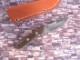 バークリバー #BA05141MGC アドベンチャー EDC エルマックス鋼/グリーン キャンバス マイカルタ ナイフ Bark River Adventurer  Green Canvas Micarta Elmax
