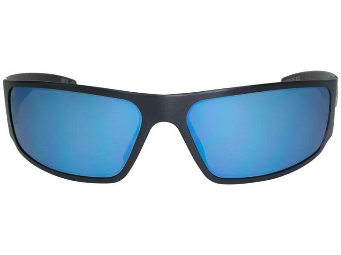 ゲイターズ/MAGNUM マグナム 2.0 (アジアンフィット) ブラック 偏光 ブルーミラー サングラス【GATORZ 正規販売店】