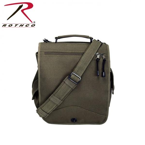 ロスコ/ROTHCO M-51 キャンバス エンジニア フィールドバッグ OD 8612