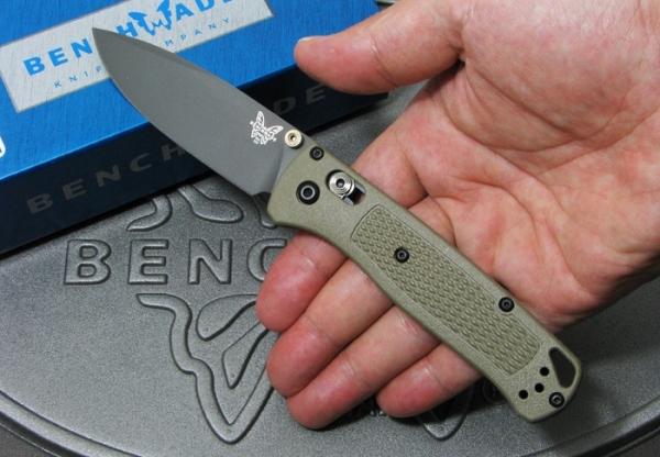BENCHMADE/ベンチメイド 535GRY-1 BUGOUT バグアウト 折り畳みナイフ