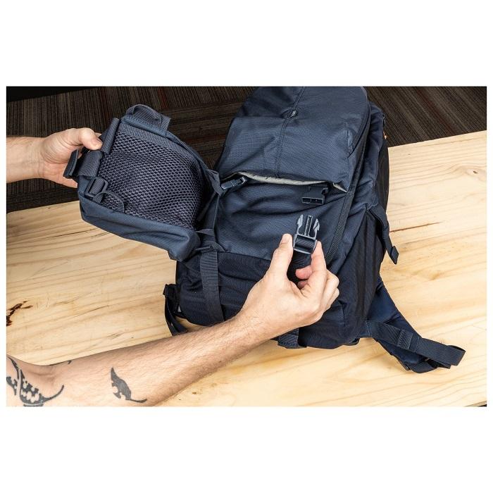 軍用 5.11 ファイブイレブン タクティカル LV18 ブラック スリング バック 56437 バックパック 【送料無料】