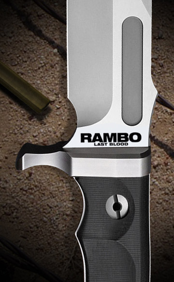 新型 ランボー 5/RAMBO ラスト・ブラッド ボウイナイフ RB5 シリアルナンバー付 初回ロット 5000本限定品