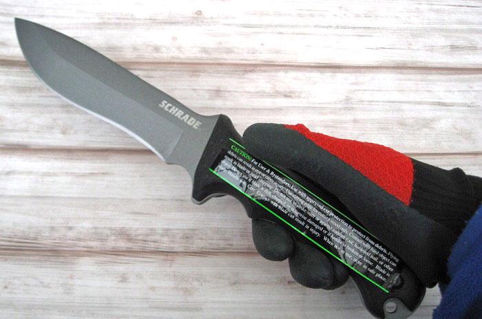 【処分】シュレード/Schrade エクストリーム サバイバル ナイフ SCHF9 【送料無料】