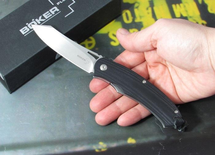 ボーカー プラス 01BO893 タカラ G10 折り畳みナイフ 松野寛生デザイン,BOKER PLUS Takara folding knife