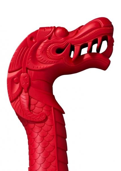 コールドスチール COLDSTEEL  レッドドラゴン ウォーキング スティック 杖 91PDRZ