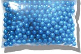 11mm 米国公式 ペイントボ-ル ブルー 150コ