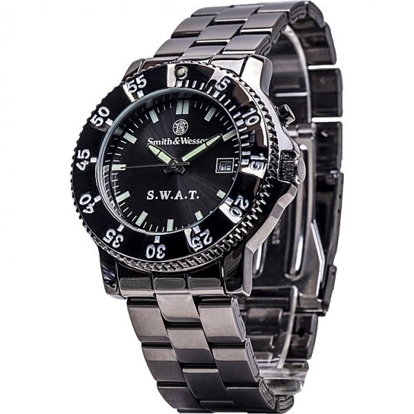 スミス&ウェッソン/S&W スワット(SWAT) ミリタリーウォッチ 腕時計 SW45M【送料無料】