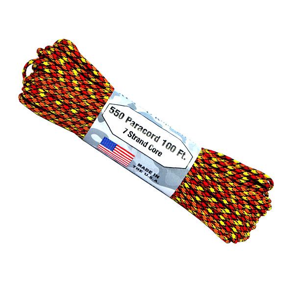 アトウッド ロープ/ATWOOD ROPE パラコード 30M マリーンズ  【1コまでメール便/4コまでレターパックプラス便配送可】