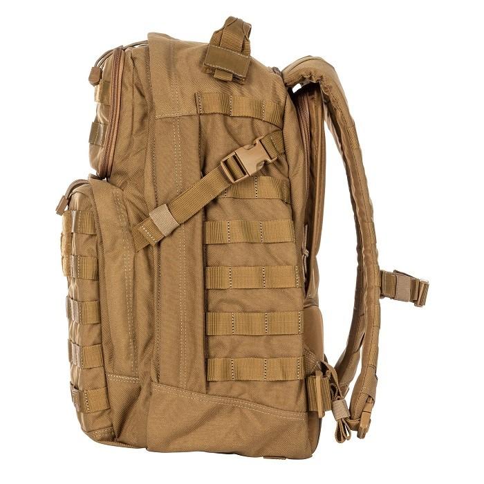 軍用 5.11 ファイブイレブン タクティカル ラッシュ24/RUSH24 バックパック バック  ダークアース 58601