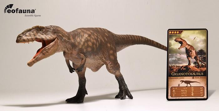 eofauna(エオファウナ) ギガノトサウルス 1/35 大型 精巧フィギュア【全商品・全在庫】【正規品