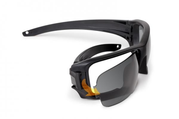 ESS Rollbar ロールバー 防弾 サングラス 交換レンズ 偏光ミラー グレー