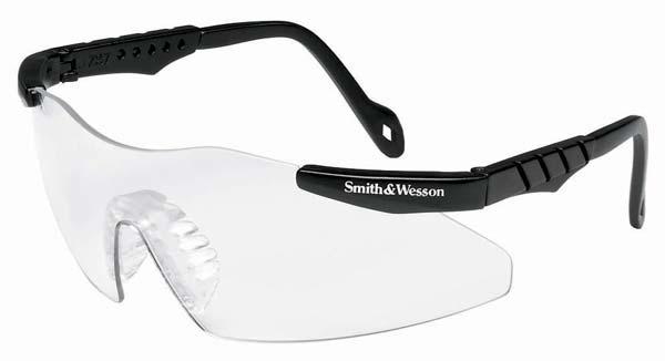 スミス&ウェッソン S&W マグナム 防弾サングラス クリア 【レターパックプラス便配送可】