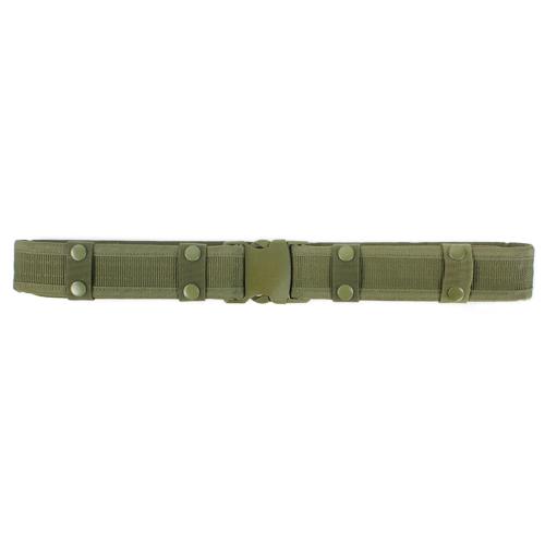 コンドル/CONDOR タクティカル TB-001 ピストル マグポーチ2コ付 ベルト OD